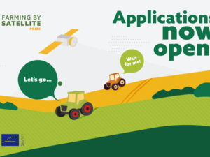 OPPORTUNITY: The Farming By Satellite Prize 2020